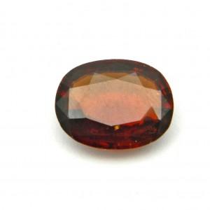 5.73 Carat/ 6.36 Ratti Natural Ceylon Hessonite Garnet (Gomed) Gemstone