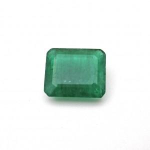 5.87 Carat/ 6.51 Ratti Natural Zambian Emerald (Panna) Gemstone