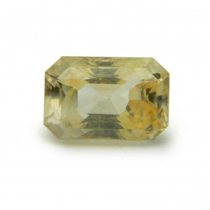 5.93 Carat/ 6.58 Ratti Natural Ceylon Yellow Sapphire (Pukhraj) Gemstone