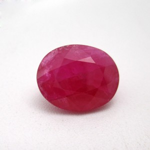5.94 Carat/ 6.59 Ratti Natural African Ruby (Manik) Gemstone