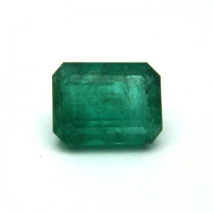 5.95 Carat/ 6.60 Ratti Natural Zambian Emerald (Panna) Gemstone