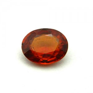 5.12 Carat  Natural Hessonite Garnet (Gomed) Gemstone
