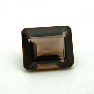 5.39 Carat Natural Smoky Quartz Gemstone