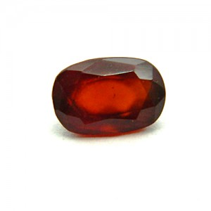 5.51 Carat  Natural Hessonite Garnet (Gomed) Gemstone