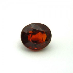 5.57 Carat Natural Hessonite Garnet (Gomed) Gemstone
