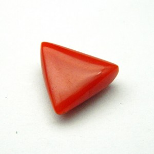 5.67 Carat Natural Coral (Moonga) Gemstone