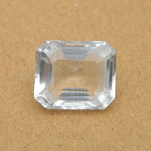 6.05 Carat/ 6.71 Ratti Natural Rock Crystal (Sphatik)