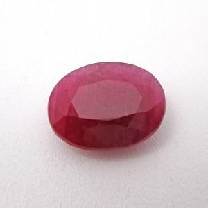 6.25 Carat/ 6.93 Ratti Natural African Ruby (Manik) Gemstone