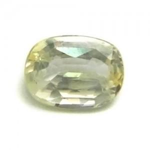 6.47 Carat/ 7.18 Ratti Natural Ceylon Yellow Sapphire (Pukhraj) Gemstone