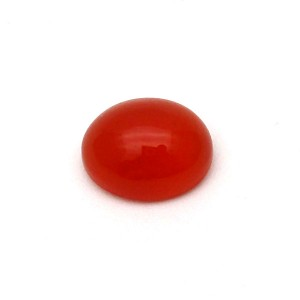 6.73 Carat Natural Carnelian Gemstone