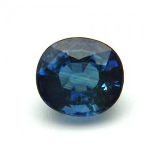 6.83 Carat/ 7.58 Ratti Natural Ceylon Blue Sapphire (Neelam) Gemstone