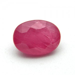 6.94 Carat/ 7.70 Ratti Natural African Ruby (Manik) Gemstone