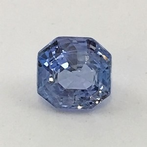 4.86 Carat  Natural Transparent Blue Sapphire (Neelam) Gemstone