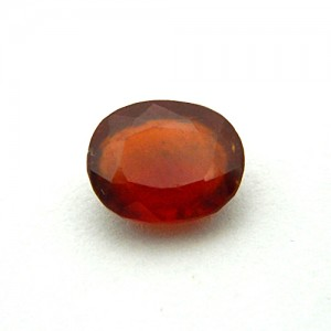 6.17 Carat Natural Hessonite Garnet (Gomed) Gemstone