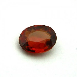 6.24 Carat Natural Hessonite Garnet (Gomed) Gemstone