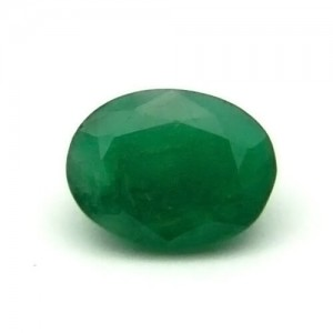 6.27 Carat/ 6.95 Ratti Natural Zambian Emerald (Panna) Gemstone