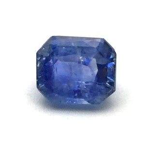 6.60 Carat Natural Transparent Ceylon Blue Sapphire (Neelam) Gemstone