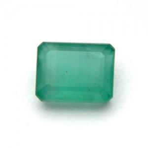 7.18 Carat/ 7.96 Ratti Natural Zambian Emerald (Panna) Gemstone