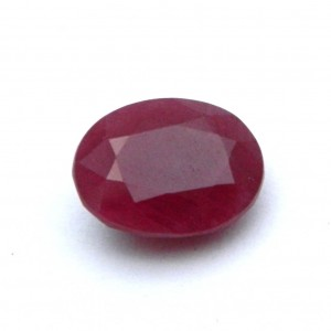 7.23 Carat/ 8.02 Ratti Natural African Ruby (Manik) Gemstone