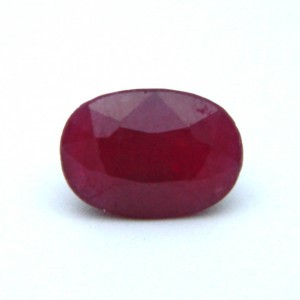 7.40 Carat/ 8.21 Ratti Natural African Ruby (Manik) Gemstone