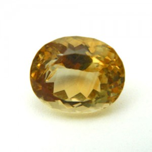 7.68 Carat/ 8.53 Ratti Natural Citrine (Sunela) Gemstone