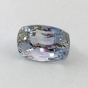 8.30 Carat/ 9.22 Ratti Natural Ceylon White Sapphire  Gemstone