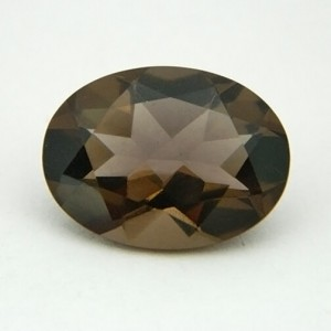 7.66 Carat Natural Smoky Quartz Gemstone