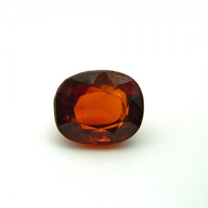 7.68 Carat Natural Hessonite Garnet (Gomed) Gemstone