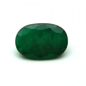 8.03 Carat/ 8.91 Ratti Natural Zambian Emerald (Panna) Gemstone