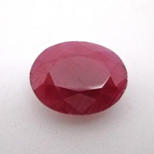 8.13 Carat/ 9.02 Ratti Natural African Ruby (Manik) Gemstone