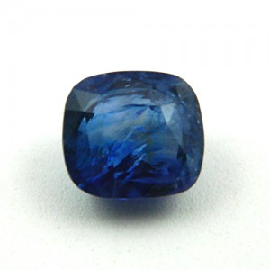 8.26 Carat/ 9.17 Ratti Natural Ceylon Blue Sapphire (Neelam) Gemstone