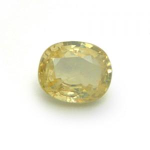 8.35 Carat/ 9.26 Ratti Natural Ceylon Yellow Sapphire (Pukhraj) Gemstone