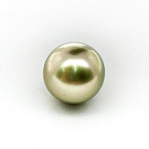 8.78 Carat/ 9.75 Ratti Tahitian Green Golden Pearl (Moti)