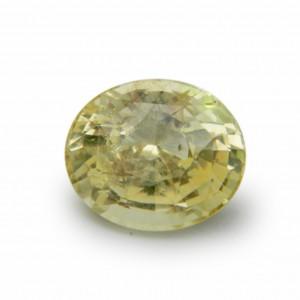 8.94 Carat/ 9.92 Ratti Natural Ceylon Yellow Sapphire (Pukhraj) Gemstone