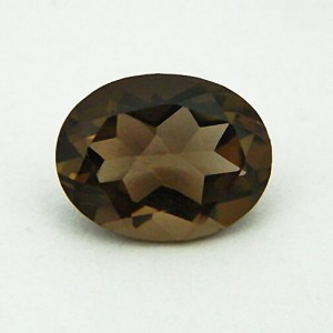 8.04 Carat Natural Smoky Quartz Gemstone