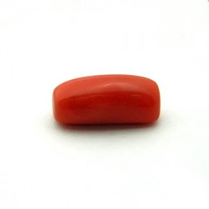 8.51 Carat Natural Coral (Moonga) Gemstone