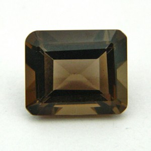 5.52 Carat Natural Smoky Quartz Gemstone