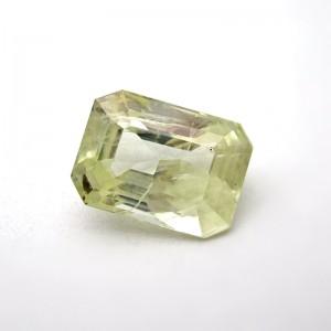 9.03 Carat/ 10.02 Ratti Natural Ceylon Yellow Sapphire (Pukhraj) Gemstone