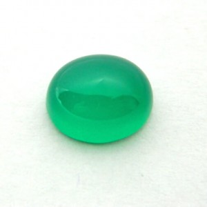 6.15 Carat Natural Green Onyx Gemstone