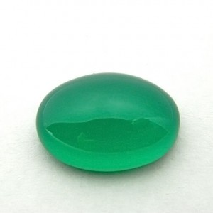 12.68 Carat  Natural Green Onyx Gemstone
