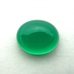 4.24 Carat Natural Green Onyx Gemstone
