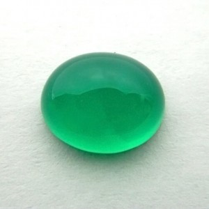 5.37 Carat Natural Green Onyx Gemstone