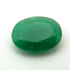 3.96 Carat Natural Emerald (Panna) Gemstone