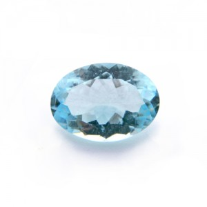 4.05 Carat Natural Aquamarine Gemstone