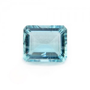 2.90 Carat Natural Aquamarine Gemstone