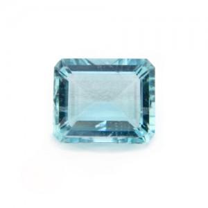 4.56 Carat  Natural Aquamarine Gemstone