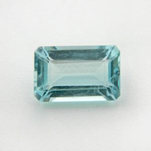 4.23 Carat Natural Aquamarine Gemstone