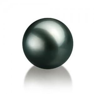 7.63 Carat tahitian black pearl Gemstone