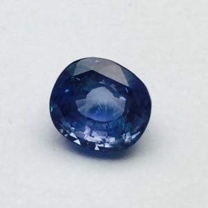 4.14 Carat Natural Ceylon Blue Sapphire (Neelam) Gemstone