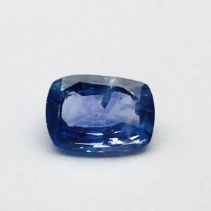 3.42 Carat Natural Ceylon Blue Sapphire (Neelam) Gemstone